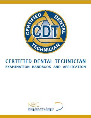 cdt certified